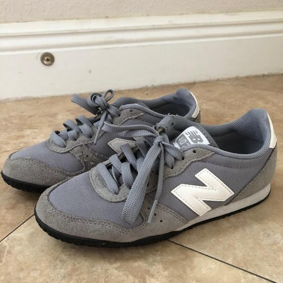 Decrépito Unirse Artefacto  New Balance Shoes | New Balance 42 Grey Shoes Size 65 | Poshmark